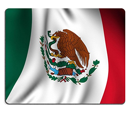 liili-mouse-pad-natural-rubber-mousepad-image-id-3311885-rendering-of-a-waving-flag-of-mexico-with-a