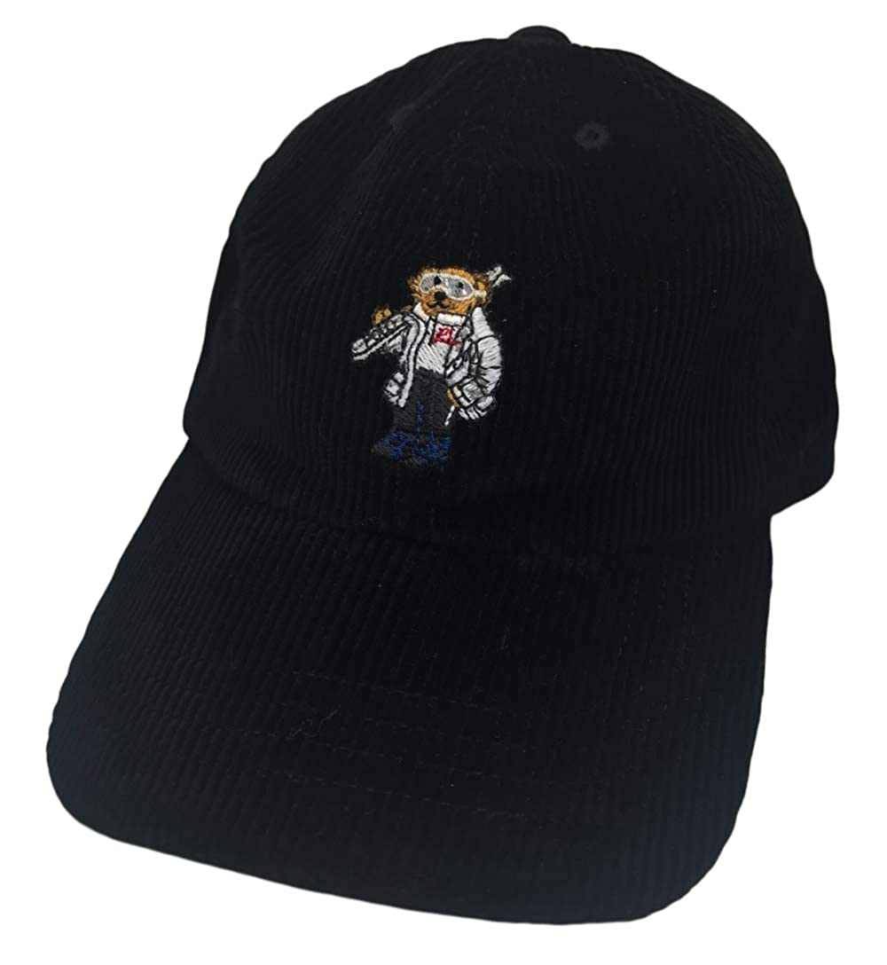 aab285d15 Amazon.com: POLO Ralph Lauren Bear Corduroy Boys Baseball Cap ...