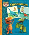 Dinosaurs A To Z Dinosaur Train Padded Board Book from Random House Books for Young Readers