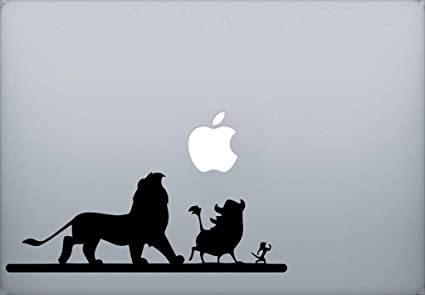Image Unavailable. Image not available for. Color  Lion King Hakuna Matata  Simba Decal Vinyl Sticker Cars ... 121f06ecd7
