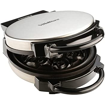 Amazon.com: VillaWare V015-33010-U60 Rose Bouquet Waffler