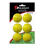 Orlimar 6-Pack Balls Foam (Yellow)
