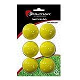 Orlimar 6-Pack Balls Foam (Yellow), Outdoor Stuffs