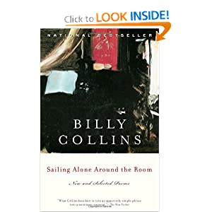 SAILING ALONE AROUND THE ROOM. New and Selected Poems. (2001)