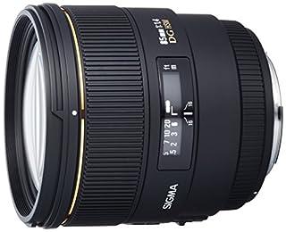 Sigma 85mm f/1.4 EX DG HSM Large Aperture Medium Telephoto Prime Lens for Canon Digital SLR Cameras (B003NSC2WU) | Amazon price tracker / tracking, Amazon price history charts, Amazon price watches, Amazon price drop alerts