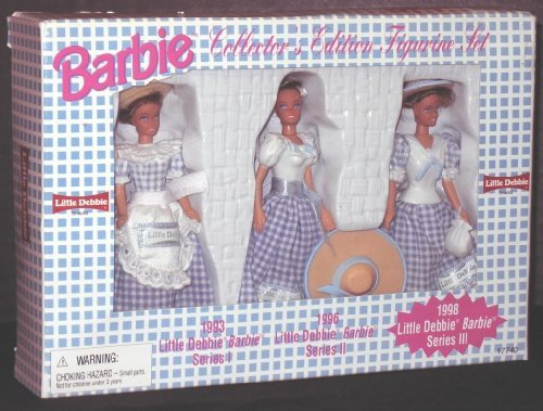 Mattel Barbie Little Debbie 1998 Collector's Edition Seri...