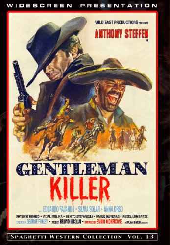 Gentleman Killer (Spaghetti Western Collection Vol. 13) by Wild East Productions