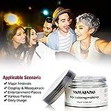 MOFAJANG Silver Grey Hair Wax Pomades 4.23 oz