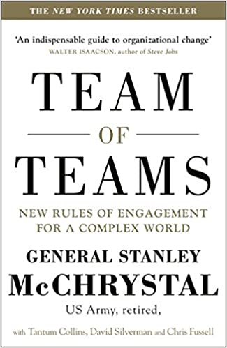 Amazon Fr Team Of Teams New Rules Of Engagement For A