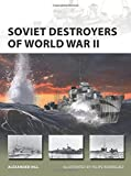 img - for Soviet Destroyers of World War II (New Vanguard) book / textbook / text book