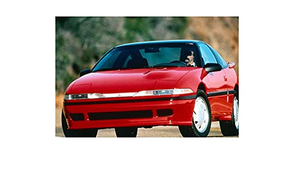 Amazon.com: 1990 Mitsubishi Eclipse GS Turbo Automobile Photo Poster: Entertainment Collectibles
