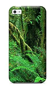 Mary P. Sanders's Shop Hot 2670418K39399983 Premium Protective Hard Case For Iphone 5c- Nice Design - Earth Forest