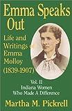 Emma Speaks Out, Martha M. Pickrell, 1578600731