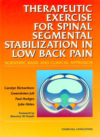 (Therapeutic Exercises for Spinal Segmental Stabilization in Low Back Pain: Scientific Basis and Clinical Approach)