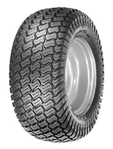 (1) 15x6.00-6 Tire 4 Ply Lawn Mower Garden Tractor 15-6.00-6 Turf Master Tread