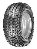 (1) 15x6.00-6 Tire 4 Ply Lawn Mower Garden Tractor 15-6.00-6 Turf Master Tread
