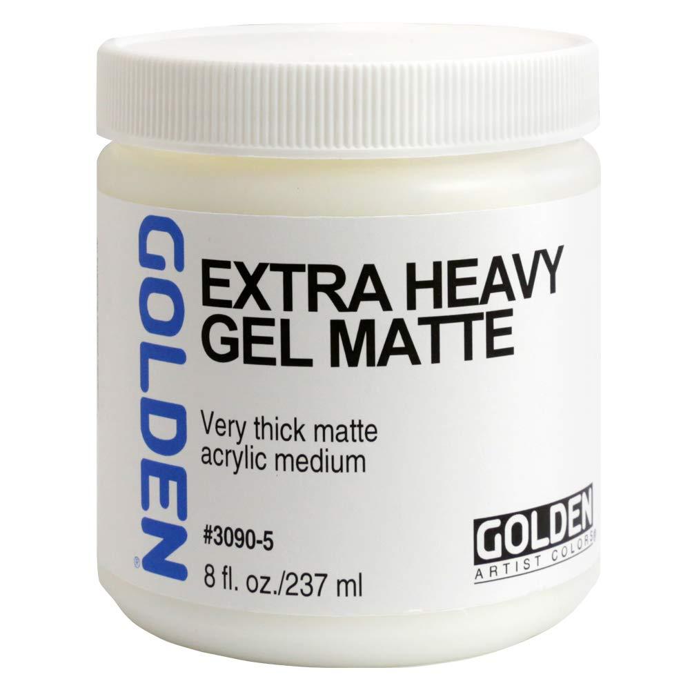 Golden Extra Heavy Gel Matte 8 oz. 4336953125