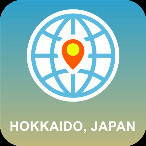 Hokkaido Japan Map Offline Amazoncomau Appstore For Android - Japan map offline