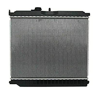 Klimoto Brand New Radiator fits Chevrolet/GMC Colorado Canyon 2004-2012 2.8L 2.9L L4 3.5L 3.7L L5 GM3010455 15120862 15199308 CU2707 RAD2707 DPI2707: Automotive