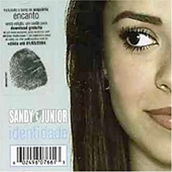 cd sandy e junior identidade gratis