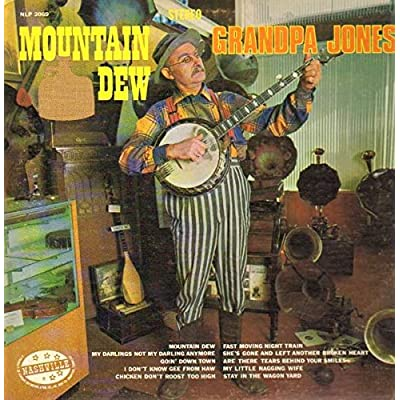 Grandpa Jones - Mountain Dew - .com Music