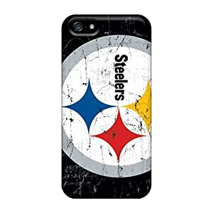 Awesome Design Pittsburgh Steelers Hard Cases Covers For Iphone 5/5s by heywan