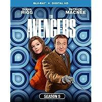 Avengers: Season 5 [Blu-ray + Digital HD] [Importado]