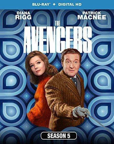 Blu-ray : The Avengers: Season 5 (3 Pack 3 Disc)