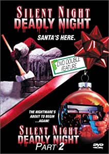 Silent Night Deadly Night / Silent Night Deadly Night: Part 2 (Double Feature)