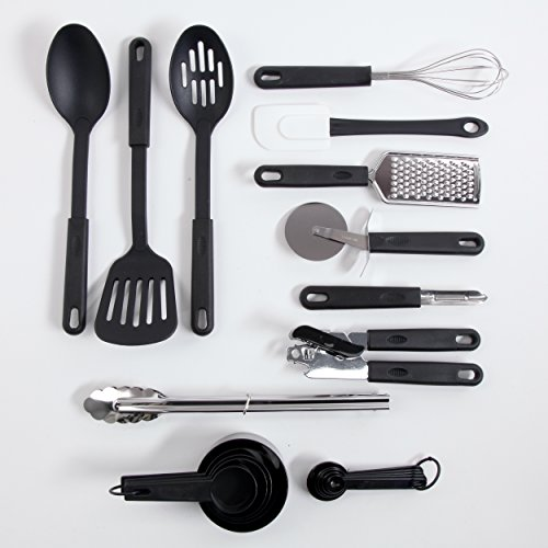 home total piece kitchen tool gadget prepare serve combo set black nirlep of 4 online shopping india flipkart