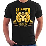 Camiseta Dragon Ball - SaiyaGym - Masculina - G