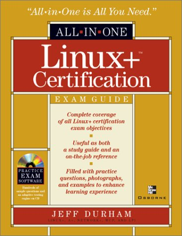 Linux+ All-in-One Exam Guide