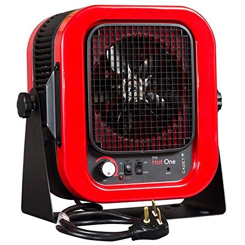 Cadet 5,000-Watt Portable Garage Heater (Garage Heater Cadet compare prices)