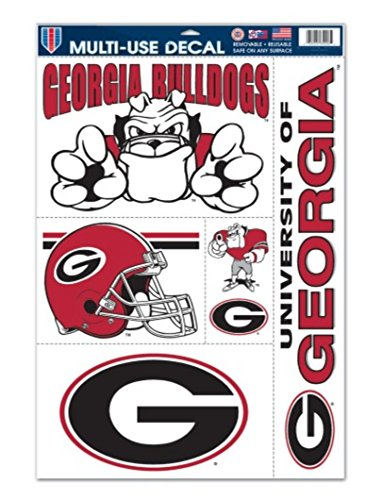 NCAA University of Georgia Bulldogs 11