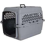 """Aspen Pet Traditional Kennel, 28"""", for Dogs 20-30 Lbs."""
