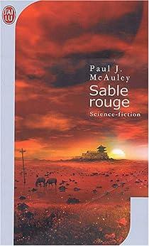 Sable rouge par McAuley