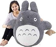 My Neighbor Totoro Plush Toy Sleeping Pillow Cute Soft Body Doll Stuffed Animals Filled Down Cotton Soft Child