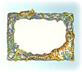 Year of the Tiger Picture Frame Chinese Horoscope 2010 Photo !