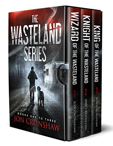 The Wasteland Series: Books 1-3 of the post-apocalyptic survival series (Boxed set Book 1) by [Cronshaw, Jon]