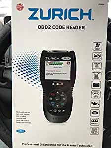 Amazon.com: Zurich ZR13 OBD2 Code Reader: Electronics