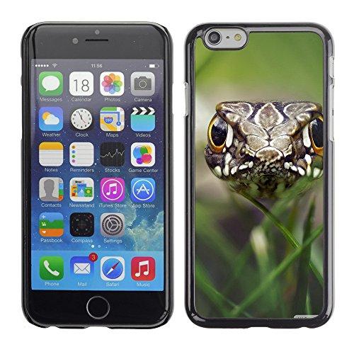 """Premio Sottile Slim Cassa Custodia Case Cover Shell // V00003847 serpent de l'herbe // Apple iPhone 6 6S 6G 4.7"""""""