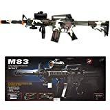 Camo M4 M16 Airsoft Electric Assault Rifle AEG Semi-Full Auto M83