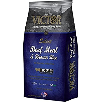 Victor Hi Pro Plus Formula Dry Dog Food  Pound