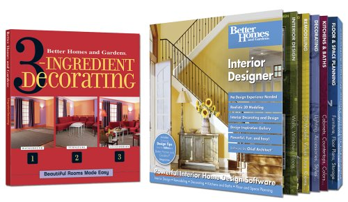 Amazon.Com: Better Homes And Gardens Interior Designer Bundle-In