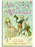 Alice in Wonderland: Gift Edition (Usborne Young Reading) (Young Reading Series Two)