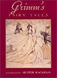 Grimm's Fairy Tales, Wilhelm K. Grimm and Jacob Grimm, 1587170922