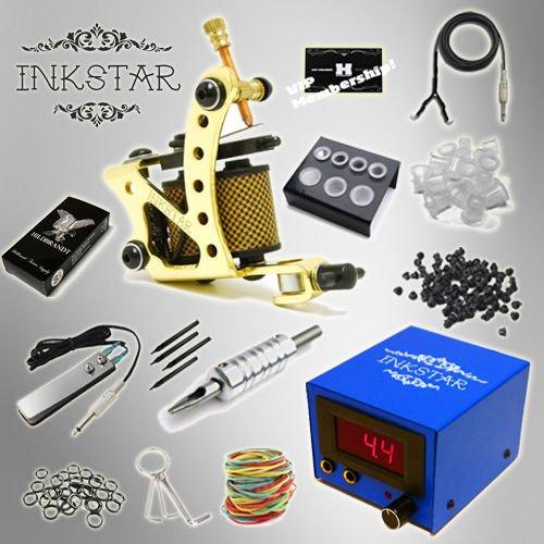 Tattoo Kit 1 Machine Guns - 7
