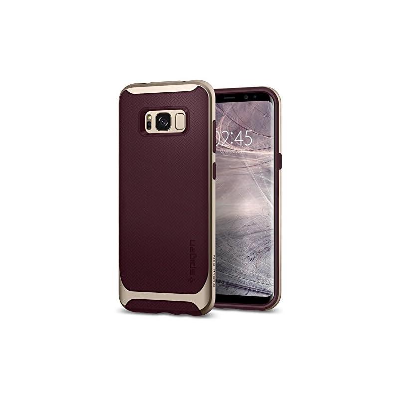 Spigen Neo Hybrid Galaxy S8 Case Herring
