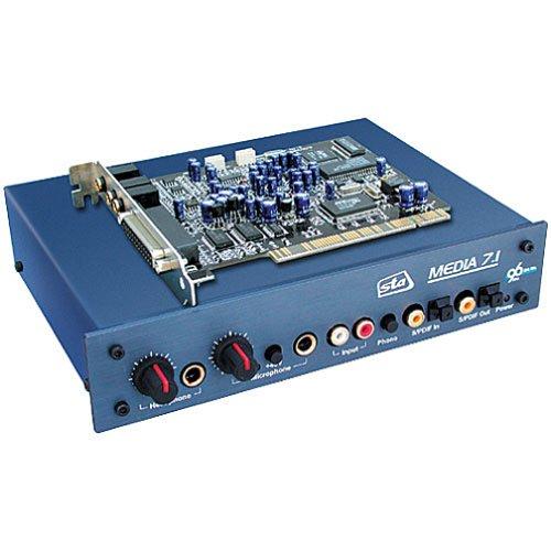UPC 809069330215, ST Audio DSP24 MEDIA 7.1 - Sound card - 24-bit - 96 kHz - 7.1 - PCI
