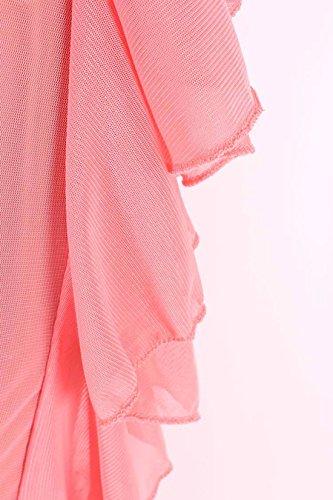 Zauberkirschen - Pantalón - Transparente - para mujer Rosa